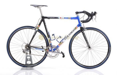 COLNAGO C40 B-Stay Mapei Quickstep 2001-2002, Shimano 25th Anniversary