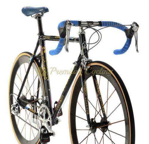 COLNAGO C40 MAPEI GB 1996 Team edition, world champion bike, Johann Museeuw