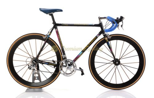 COLNAGO C40 MAPEI GB 1996 Team edition, world champion bike, Johann Museeuw