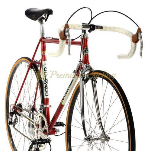 COLNAGO Super Saronni 1980, Campagnolo Super Record, L'Eroica vintage steel bike