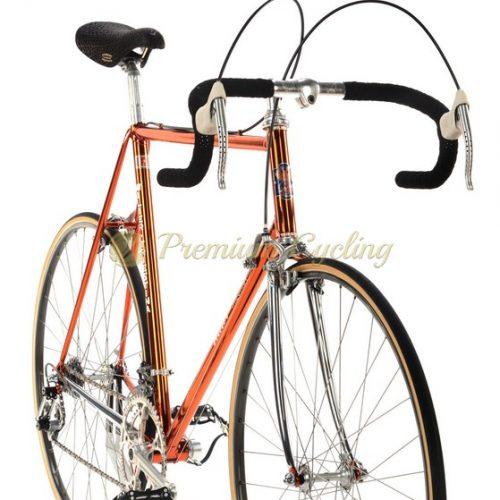 WILIER Superleggera Ramata 1983, Campagnolo Super Record, Eroica vintage steel bike