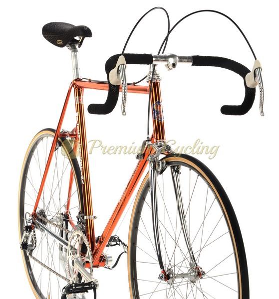 60a4102d0b2 WILIER Superleggera Ramata 1983, Campagnolo Super Record, Eroica vintage  steel bike