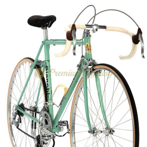 BIANCHI Specialissima Professionale 1973, Eroica vintage steel collectible bike