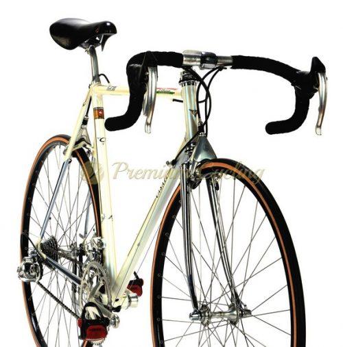 CASATI Ellisse Columbus Max, Campagnolo Record Delta 8s, vintage steel collectible bike