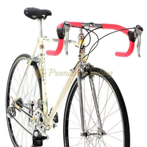 COLNAGO Master Olympic Art Decor 1993-94. Dura ace 7400 8s, vintage steel bike