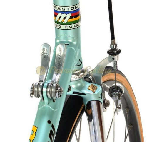 MARASTONI Aero, Campagnolo 50th, Eroica vintage steel collectible bike