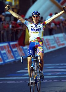 Axel Merckx - Mapei Team 1999
