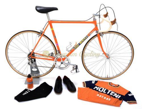 COLNAGO Super Eddy Merckx Molteni, mid 1970s, Eroica vintage steel bike