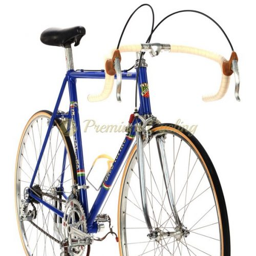GIOS Torino Record, Team Brooklyn 1973-74, Eroica vintage steel collectible bike