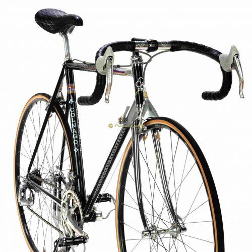 COLNAGO Master 1987, Gilco S4, C Record Delta, vintage steel bike