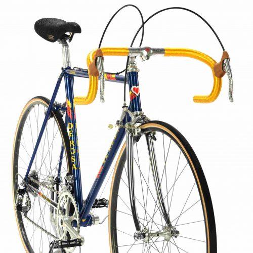 DeRosa Professional Team Sammontana mid 1980s, Eroica vintage steel bike