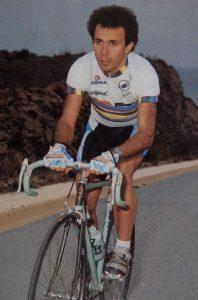 M.Argentin - Gewiss Bianchi 1987