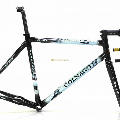 COLNAGO C50 HP frameset, Colnago 50th Anniversary