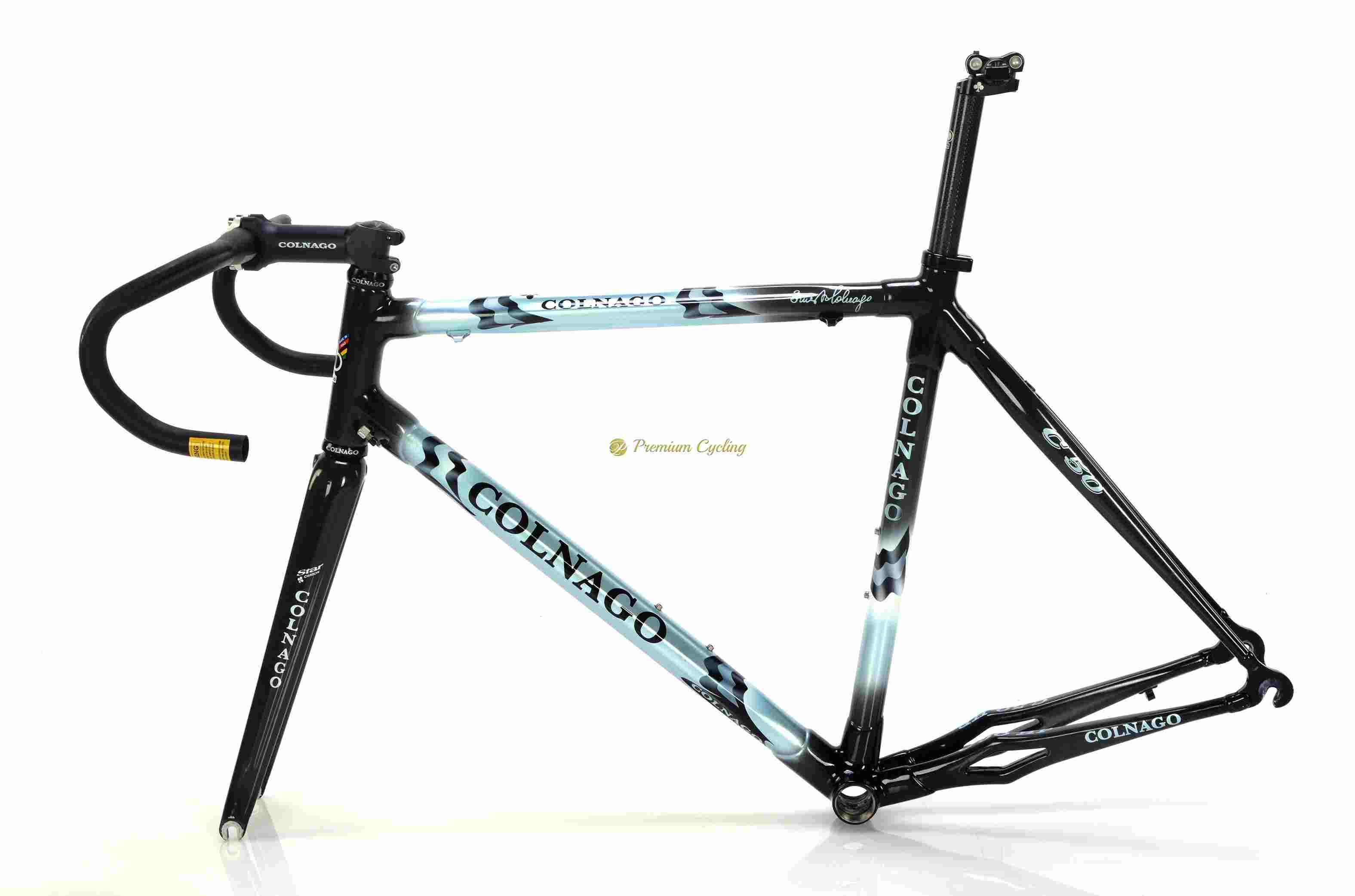 COLNAGO C50 HP frameset 54cm (2005) – SOLD – Premium Cycling ...