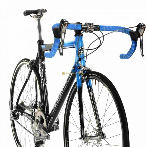 COLNAGO Cristallo Team Milram A.Grivko 2006, collectible bike