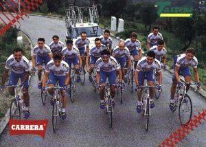 Carrera Tasonni Team 1993