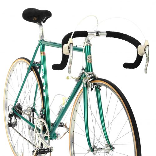 BERMA Professional Super Record 1983-84, Eroica vintage steel collectible bike