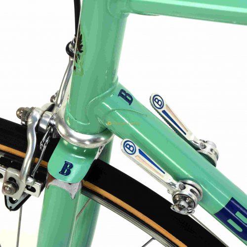 BIANCHI Specialissima Superleggera 1982, Eroica vintage steel bike