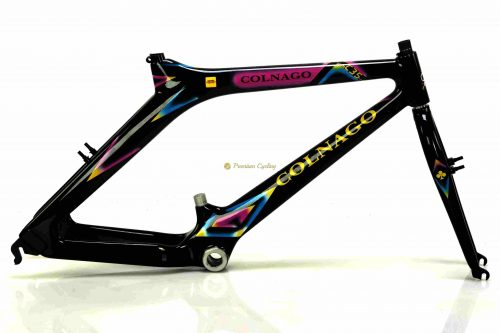 COLNAGO C35 Ferrari MTB frameset, early 1990s, vintage collectible bike