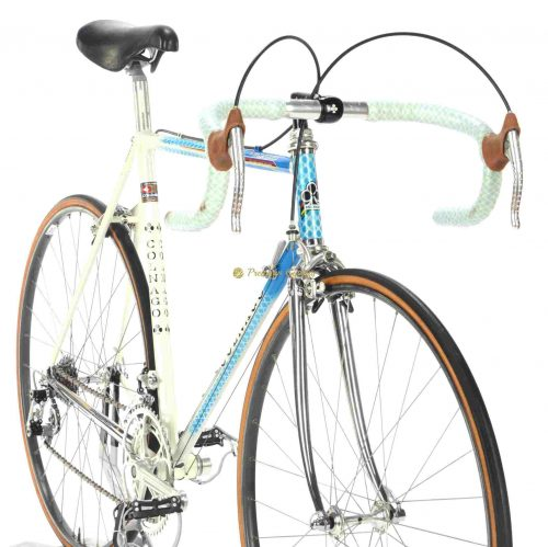 COLNAGO Master Super Record, mid 1980s, Eroica vintage steel collectible bike