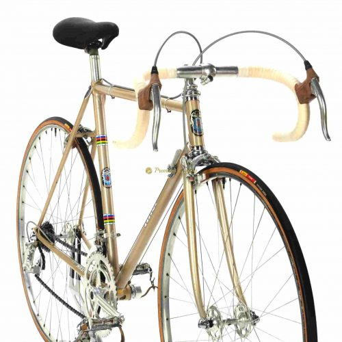 MASI Special 1969, Campagnolo Nuovo Record, Eroica vintage steel bike