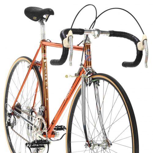 WILIER Superleggera Ramata, Campagnolo Super Record, Eroica vintage steel bike