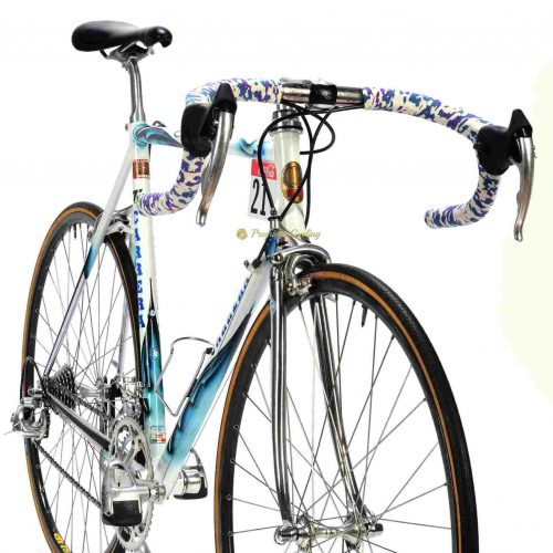 CARRERA Gold One Tassoni Team 1994 Pantani Replica, vintage steel collectible bike