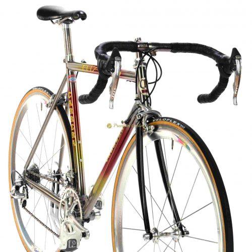 CARRERA Titanio 1995-96, Campagnolo Record Titanium 8s, Shamal 1st gen wheels