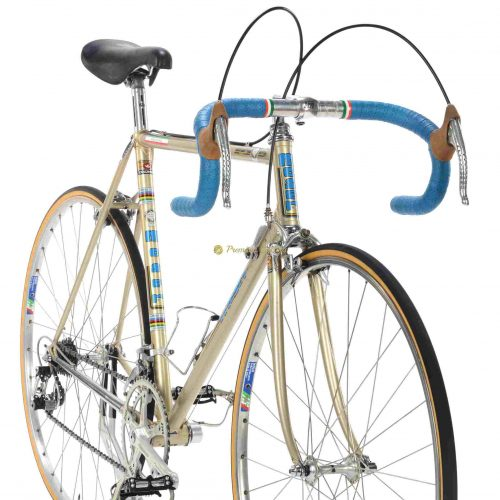 F.Moser Professional 1979, Campagnolo Record, Eroica vintage collectible bike