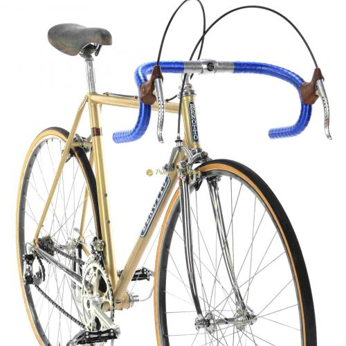 BENOTTO 3000 SL 1982, Campagnolo Super Record, Eroica vintage steel collectible bike