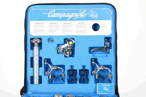 CAMPAGNOLO 50th Anniversary groupset 1983, no 4336