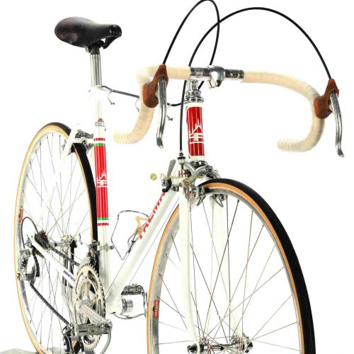 FAEMA by Giuseppe Pela 1970, Campagnolo Nuovo Record, Eroica vintage steel collectible bike