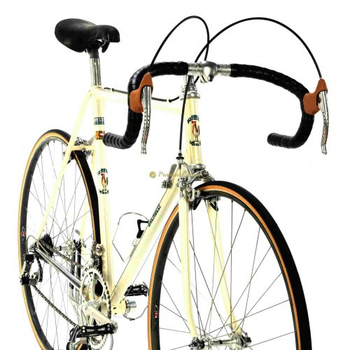 GALMOZZI Super Competizione 1970s, Campagnolo Super Record 1st gen, Eroica vintage steel bike