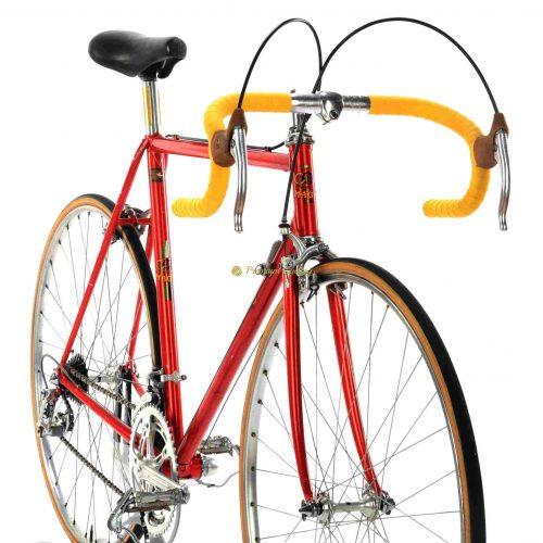 MAGNI Pep by Vanni Losa 1977, Columbus SL, Campagnolo Nuovo Record, Eroica vintage steel bike