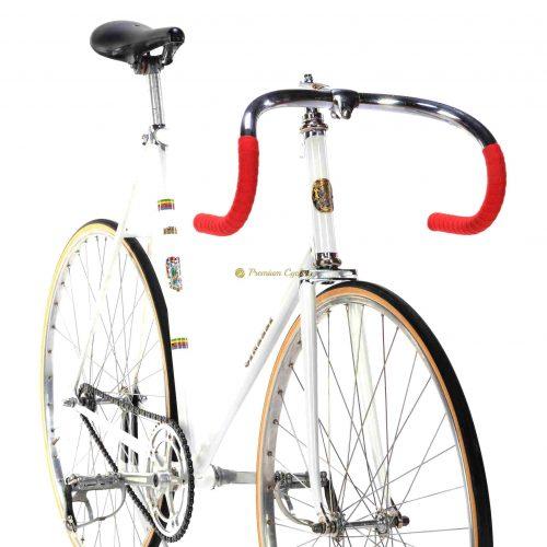 CINELLI Supercorsa Pista 1959, Campagnolo Record Pista, vintage steel track bike