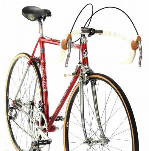 COLNAGO Master Saronni Del Tongo 1984, Columbus Gilco S4, Campagnolo Super Record, Eroica vintage steel bike