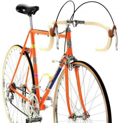 COLNAGO Super Eddy Merckx Molteni 1972-73, Campagnolo Nuovo Record, Eroica vintage steel bike
