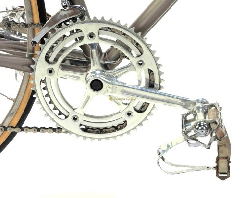 MASI Special by Faliero Masi 1963, Campagnolo Record 1st gen, Eroica vintage collectible bike
