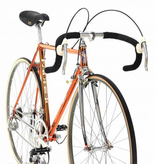WILIER Ramata Superleggera SLX, Campagnolo 50th Anniversary, Eroica vintage steel collectible bike