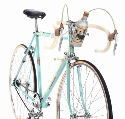 BIANCHI Paris Roubaix 1951 Fausto Coppi, Eroica vintage steel collectible bike