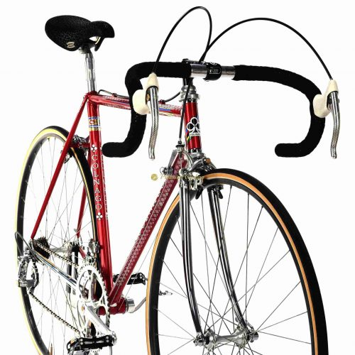 COLNAGO Master Saronni Retinato 1984, Campagnolo 50th, Eroica vintage steel collectible bike