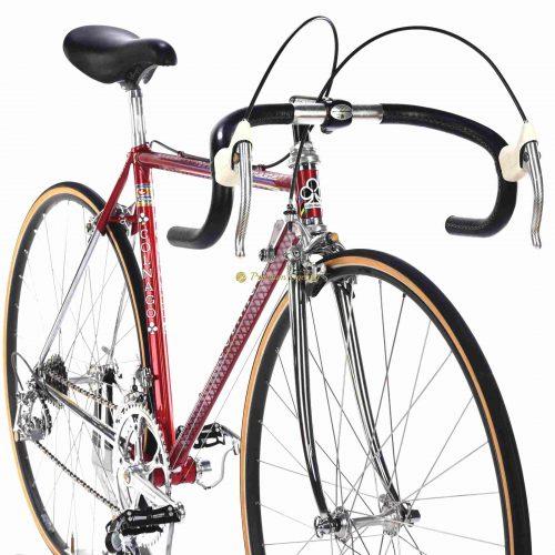 COLNAGO Master Saronni Retinato 1985, Campagnolo 50th Anniversary groupset, Eroica vintage steel collectible bike