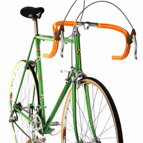 COLNAGO Super 1972, Columbus SL, Campagnolo Nuovo Record, Eroica vintage steel bike