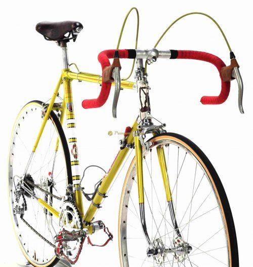 LEGNANO Roma Olimpiade 1962-63, Campagnolo Record 1st gen, Eroica vintage steel collectible bike