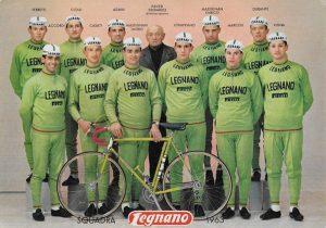 LEGNANO Team 1963
