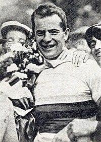 Libero Ferrario World Champion Zurich 1923