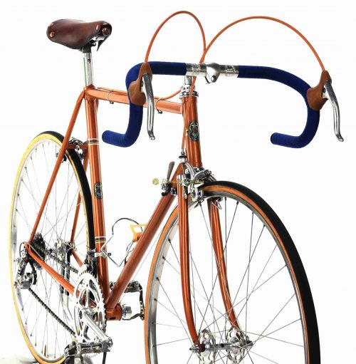 MASI Special 1969-70, Campagnolo Nuovo Record, Eroica vintage steel collectible bike