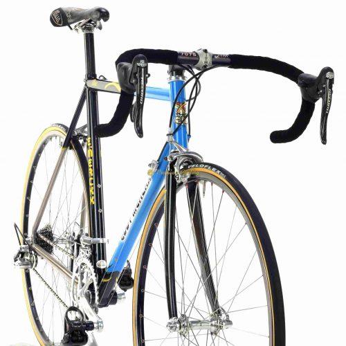 EDDY MERCKX Titane Team, Campagnolo Record 10s 2000, Domo Farm Frites, Titanium vintage retro team bike