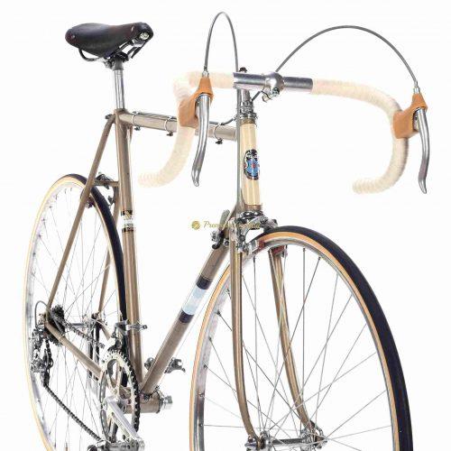 MASI Speciale Corsa 1957, Campagnolo Gran Sport, vintage steel collectible L'eroica bike