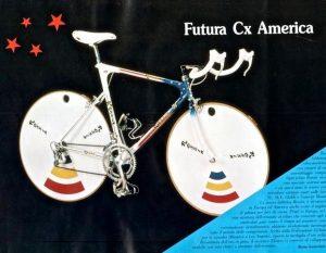 ROSSIN Futura CX America 1989